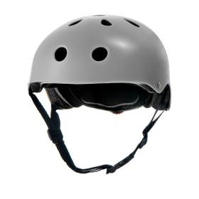 Mũ bảo hiểm cho bé Kinderkraft - Màu ghi