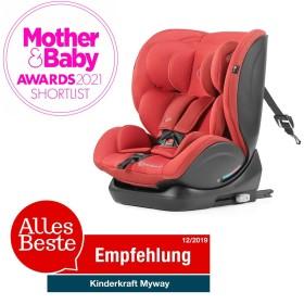 Ghế ngồi ô tô Kinderkraft  MYWAY - Màu đỏ
